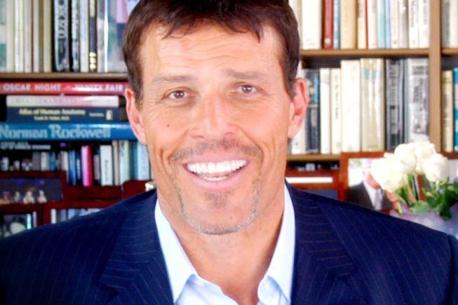 Tony Robbins 2016